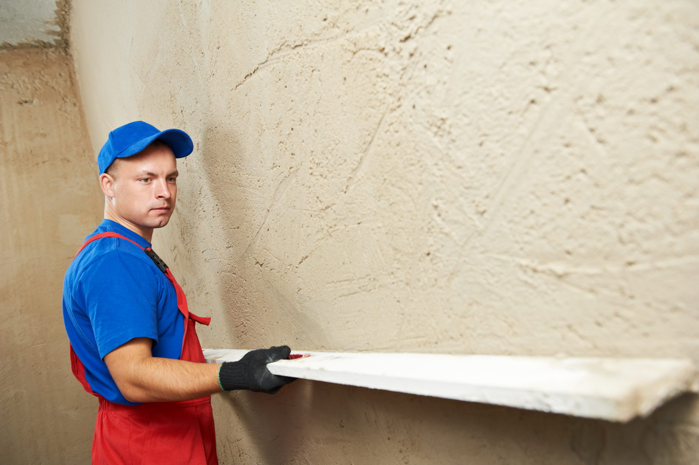 Штукатурные работы. Как правильно штукатурить стены