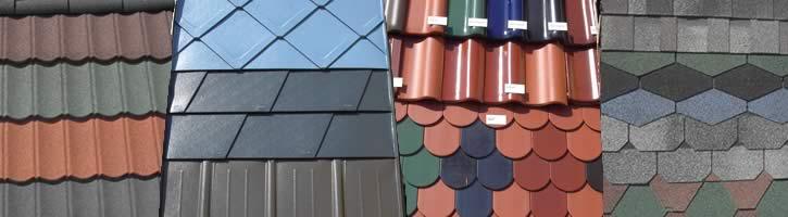 Наиболее распространенные варианты материалов для кровли крыши