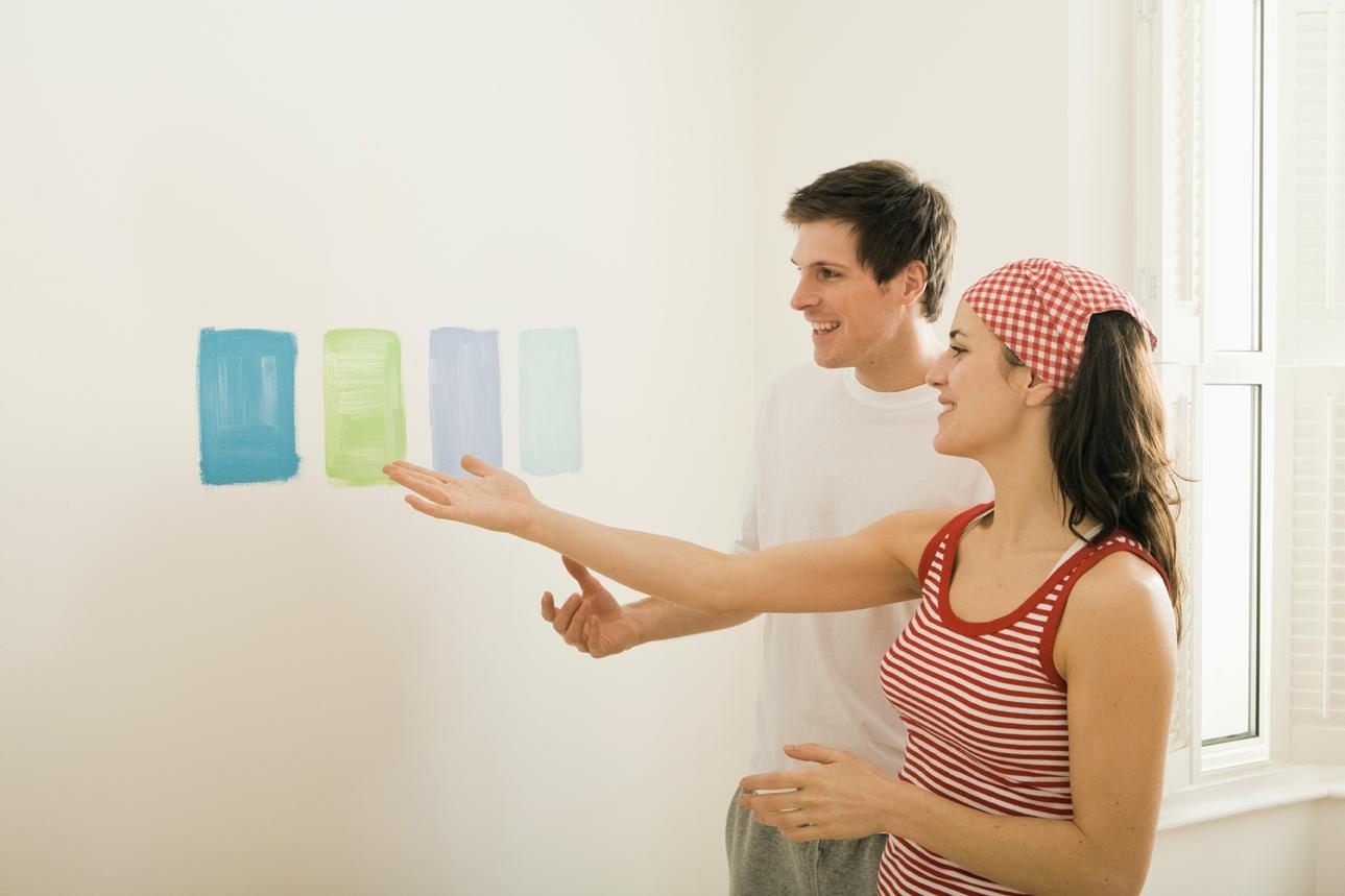 Как не ошибиться с выбором цвета стен