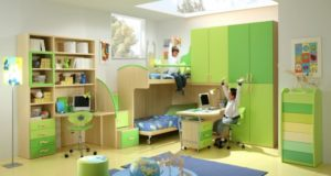 Как оформить детскую комнату своими руками