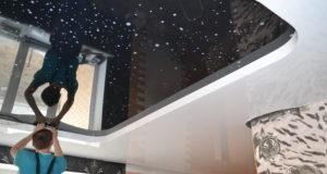 Монтаж натяжного потолка своими руками: этапы и типы крепления