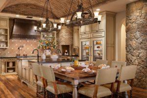 Составляющие уютной кухни