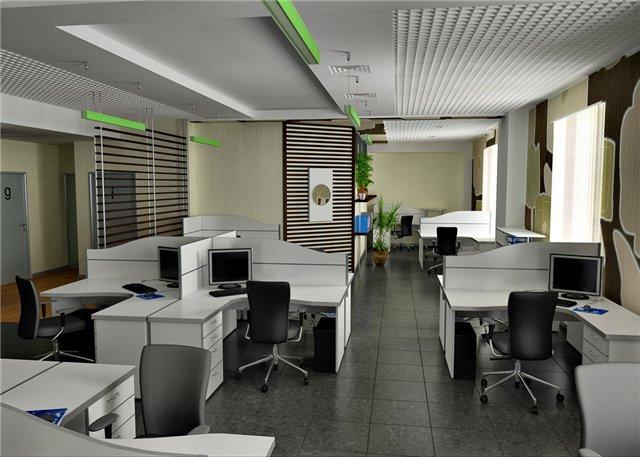 Правила офисного дизайна. Офисный дизайн