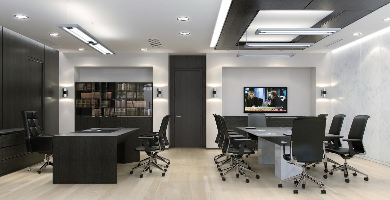 Правила офисного дизайна