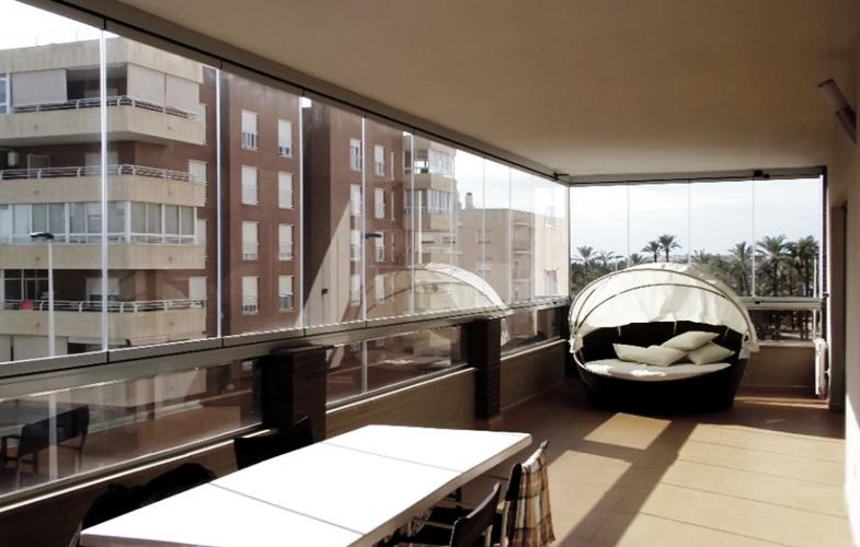 Способы остекления балконов. Красивый балкон