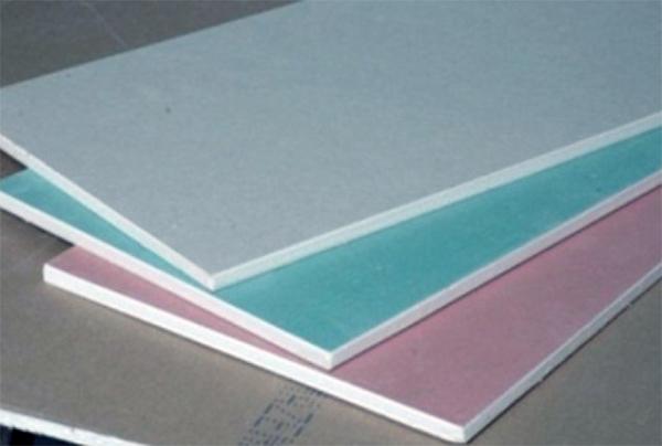Технические характеристики гипсокартонных листов