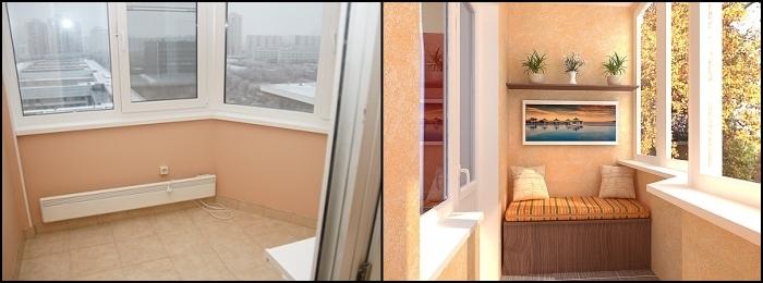 Теплый балкон. Как сделать теплый балкон
