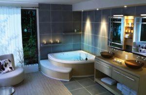 Ванная комната. Дизайн