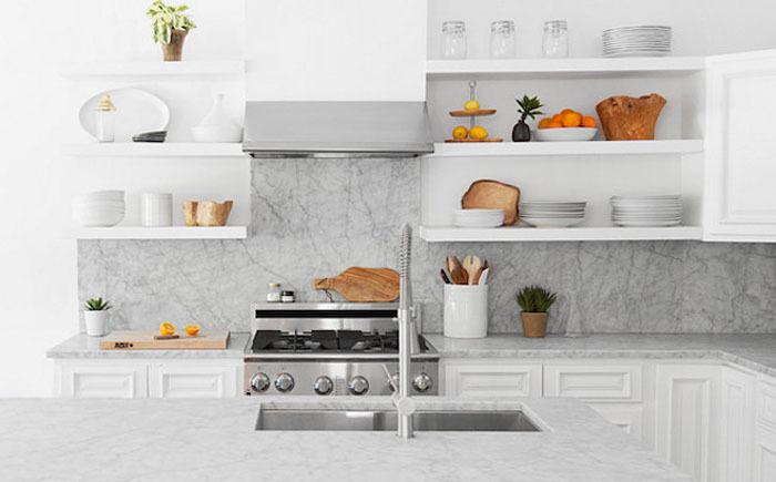 Варианты мебельного обустройства кухни