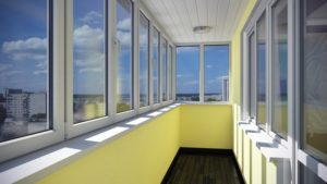 Дизайн жилого балкона