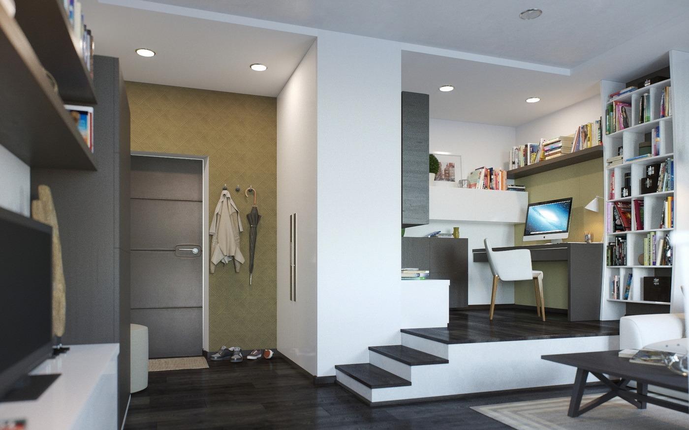 Из однокомнатной квартиры - просторное жилье