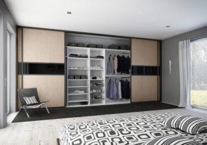 Как правильно выбрать шкаф-купе для спальни