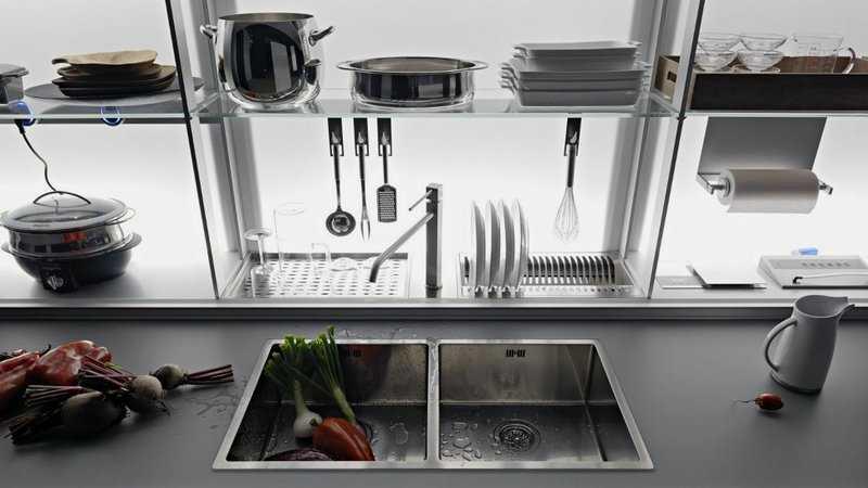 Как сделать кухню функциональной