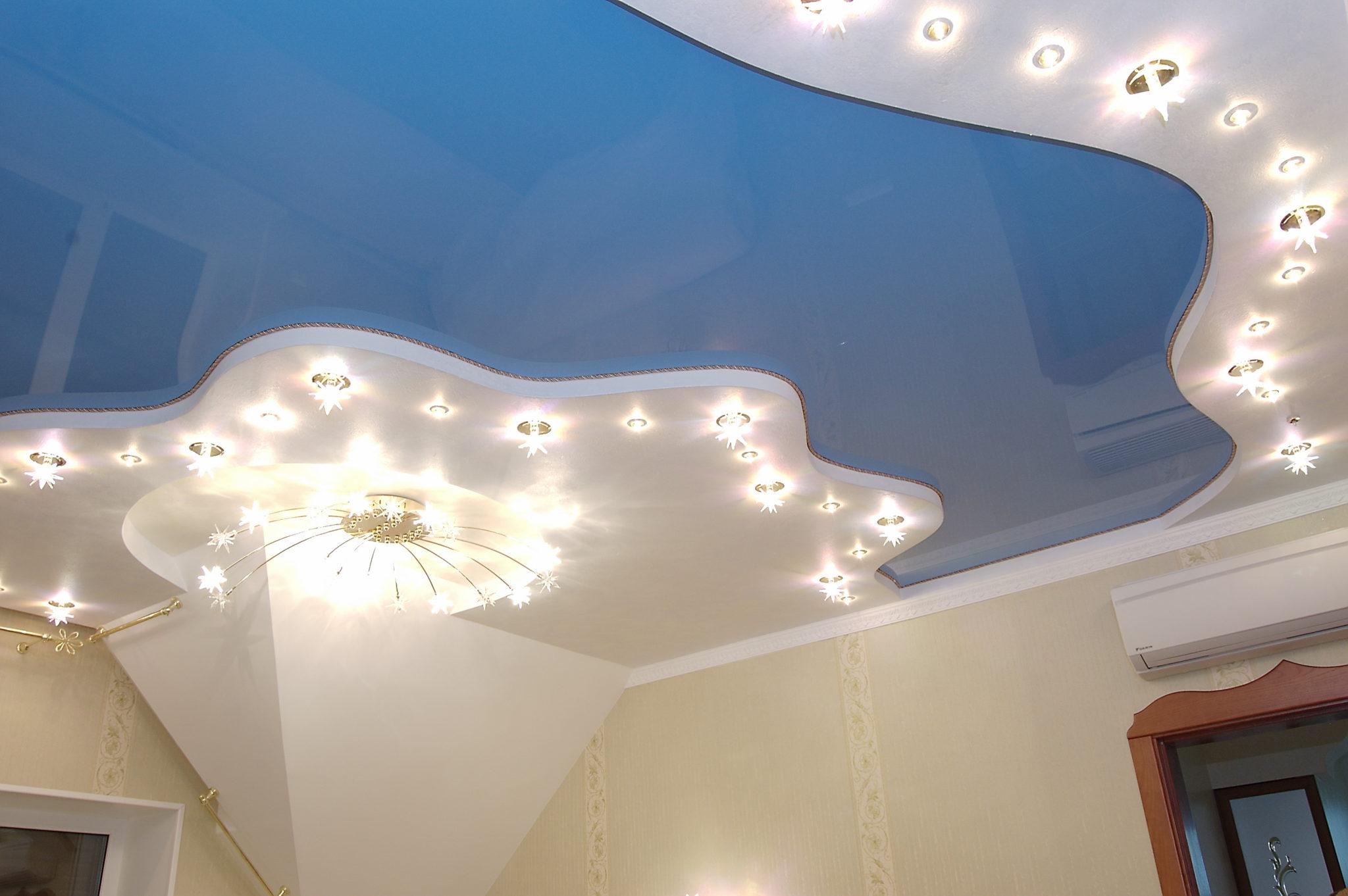 Натяжной потолок. Как проследить за качеством монтажа