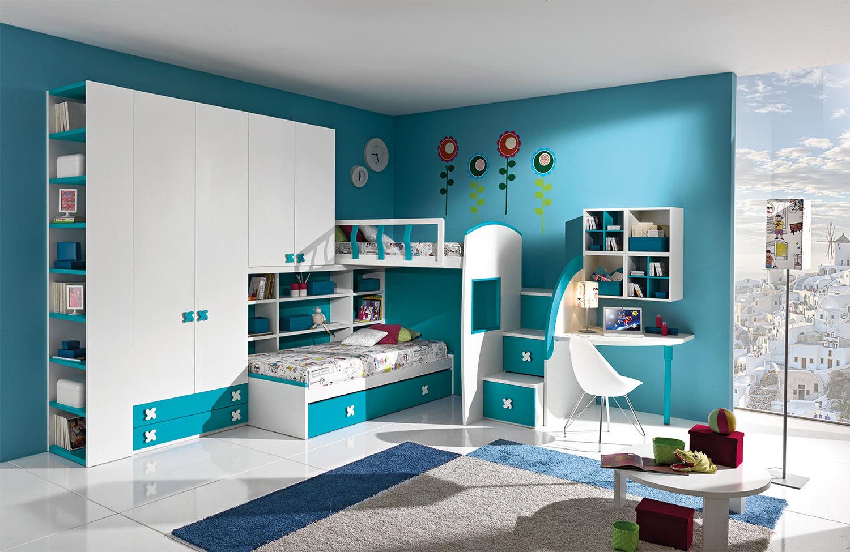 Как сделать комфортную и уютную детскую комнату