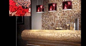 Мозаика в дизайне интерьера