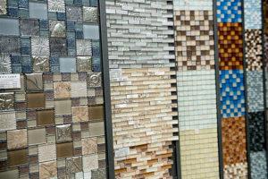 Основные виды мозаики
