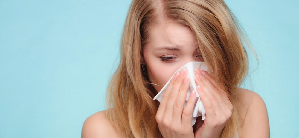 Плесень - причина появления аллергии