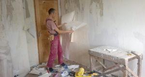Поэтапный ремонт квартиры, сделанный своим руками