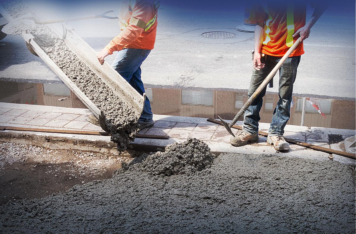 Рецепт бетона для фундамента в ведрах: соотношение прочности и пластичности