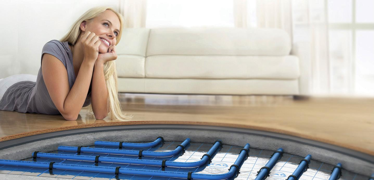 Теплый пол – источник комфорта и уюта в доме