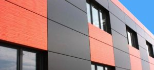 Устройство вентилируемого фасада из HPL-панелей