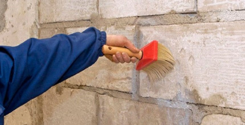 Как и чем отмыть латексную грунтовку глубокого проникновения