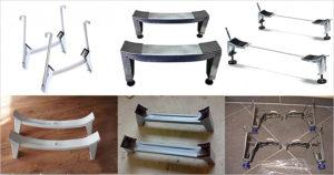 Ножки для крепления стальной ванны