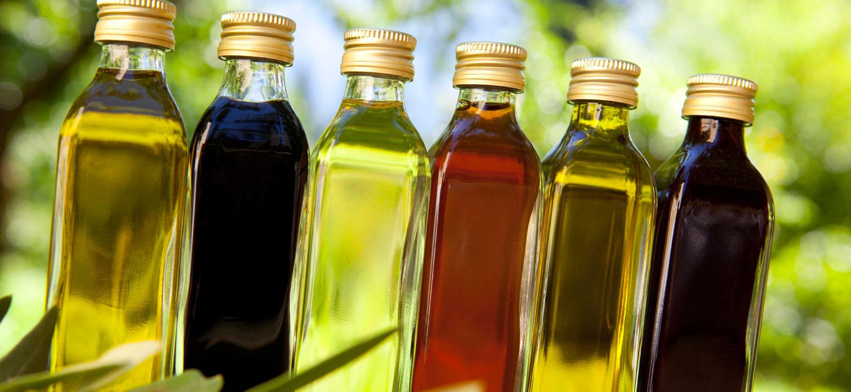 Примение растительного масла для удаления пены