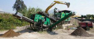 Утилизация строительных отходов за Рубежом