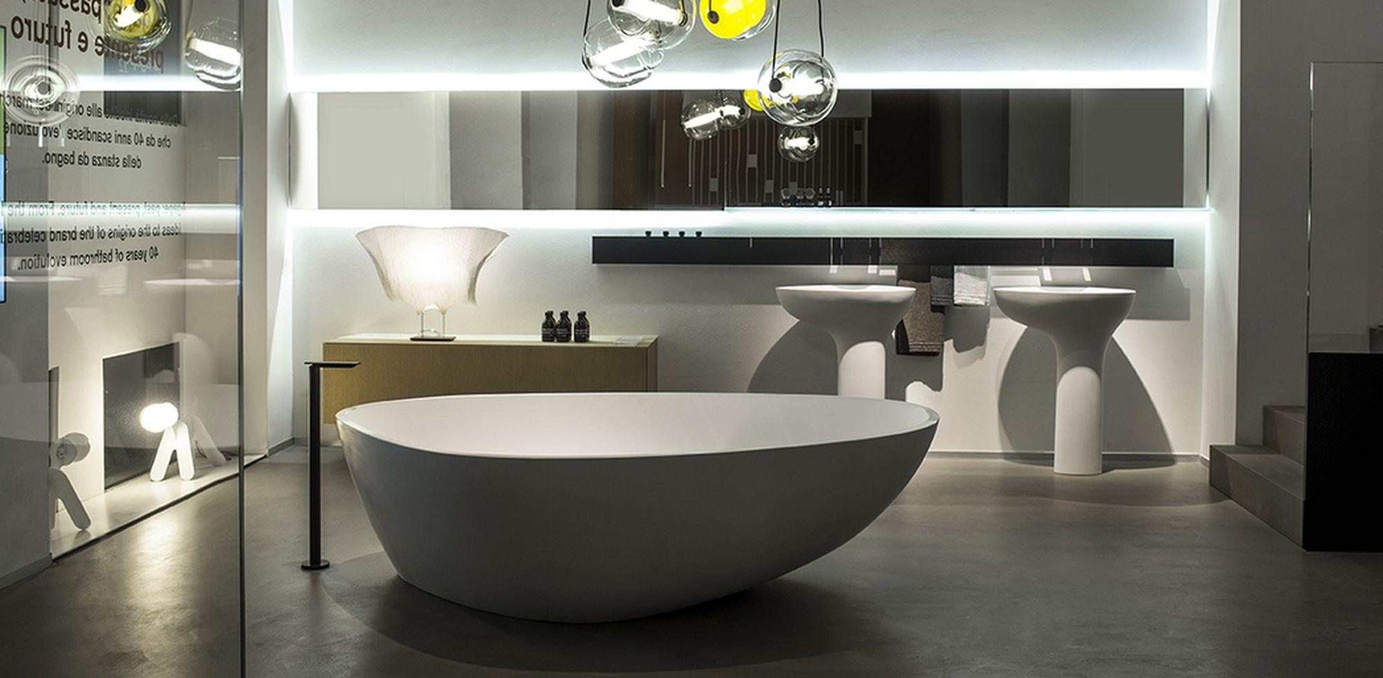 Дизайнерская итальянская ванна