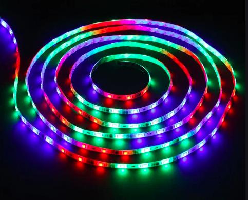Светодиодные ленты разноцветная